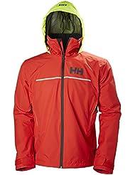 Helly Hansen Hp Fjord Jacket Chaqueta, Hombre, Rojo, M