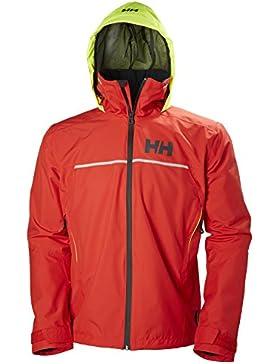 Helly Hansen Hp Fjord, Chaleco para Hombre, Rojo (Rojo 222), XX-Large (Tamaño del fabricante:2XL)