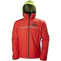 Helly Hansen HP Fjord Jacket Chaqueta, Hombre, Rojo, L