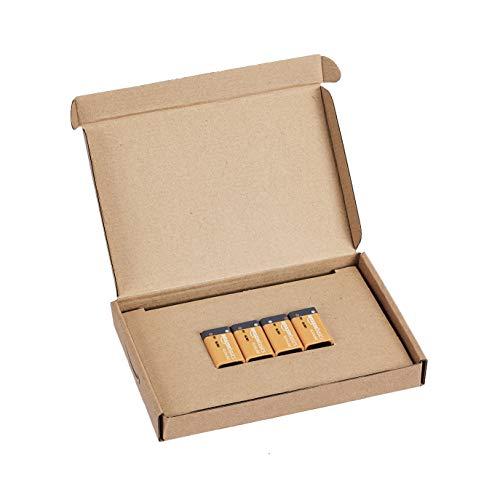 Batterie Alcalina 1,5 Volts Confezione 2 pile VARTA AAAA LR61 Diametro 8,2 mm MN 2500 Altezza 40,2 mm 4061101402 LR8D425