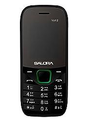 Salora KC12 Volt-2 (Dual Sim) Black-Green (2000mAh)