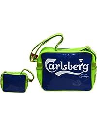 1887572e86 Amazon.it: Carlsberg - Borse a tracolla / Donna: Scarpe e borse