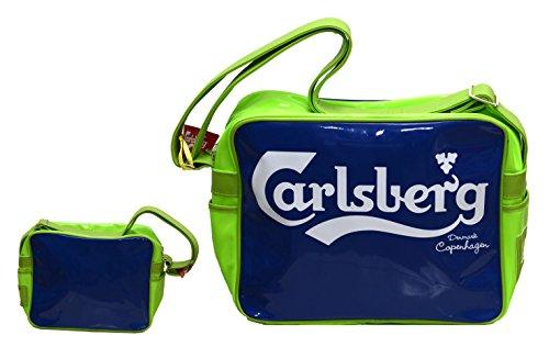 Carlsberg tracolla orizzontale edizione limitata Lady
