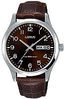 Lorus Reloj Analógico para Hombre de Cuarzo con Correa en Cuero RXN41DX9