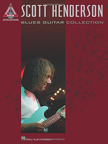 Blues Guitar Collection (TAB): Noten, Sammelband, Tabulatur (Guitar Recorded Versions) (Scott Überprüfen)