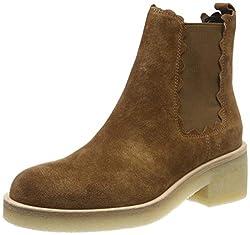 Kennel und Schmenger Damen Afra Chelsea Boots, Braun (Hazel 452), 39 EU