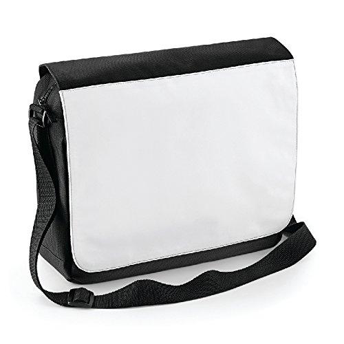 Messenger Bag- Borsa a tracolla Bianco