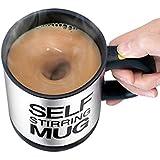 FWQPRA Coffee Cup Automatic Electric Lazy Self Stirring Mug Automatic Coffee Milk Mixing Mug