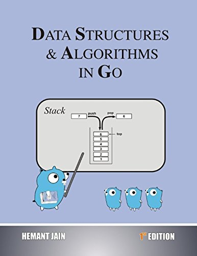 Data Structures & Algorithms In Go por Hemant Jain
