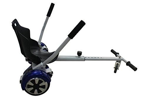 GoHoverkart Racer – Racing White
