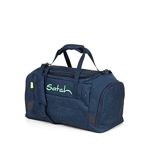 Satch Sporttasche Space Race, 25l, Schuhfach, gepolsterte Schultergurte, Blau
