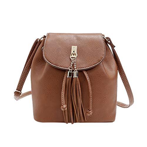 OIKAY Mode Damen Tasche Handtasche Schultertasche Umhängetasche Mode Neue Handtasche Frauen Umhängetasche Schultertasche Strand Elegant Tasche Mädchen 0605@036