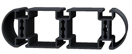 Aluminium T-Nuten Verbindungsprofil PV150-3 ( 150-50 ), 5 Stangen, 3m/Stange