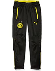 Puma Kinder Bvb Training Pants with Pockets Hose