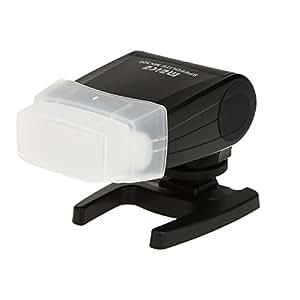 MEIKE MK320-C TTL flash Speedlite Mini lampe-torche pour 60D 7D griffe DSLR caméras