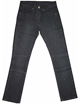 FiP - Schwarze Jeans im Reiter-Style für Fashion-Girls