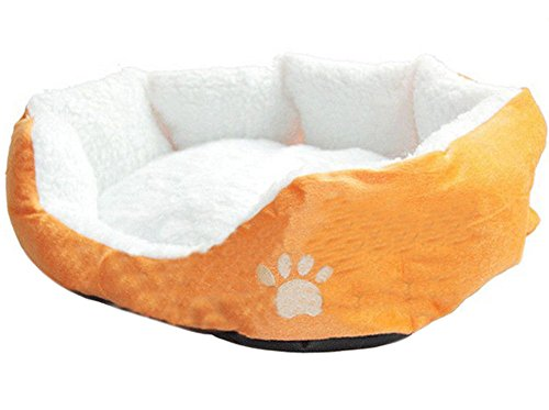 Doitsa-Cama-para-mascotas-para-Perro-Gato-Lindo-Suave-Cama-de-perro-de-forma-redonda-Casa-de-mascota