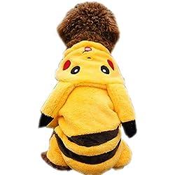 Disfraz de picachu pokemon