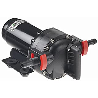 Johnson Pumps 10-13406-108 Aqua Jet WPS 5.2 Water Pressure Pump, 24V