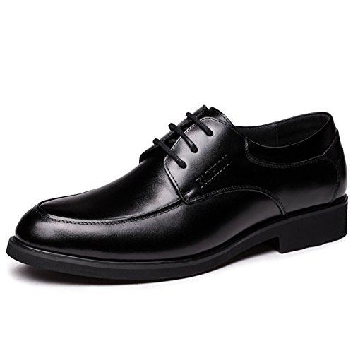 Affari vestito scarpe/Scarpe in estate/Traspirante scarpe d'Inghilterra/Testa rotonda scarpa-C Lunghezza piede=26.3CM(10.4Inch)