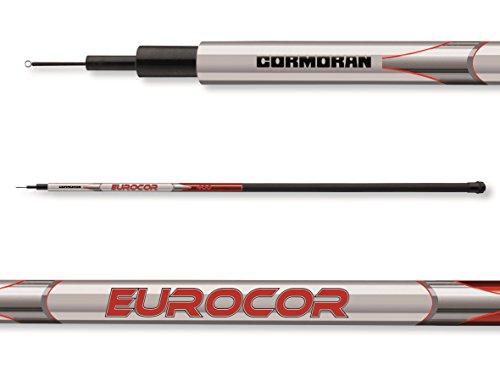 CORMORAN - EUROCOR TELE POLE Länge: 4,00m Modell 2015 - Stipprute
