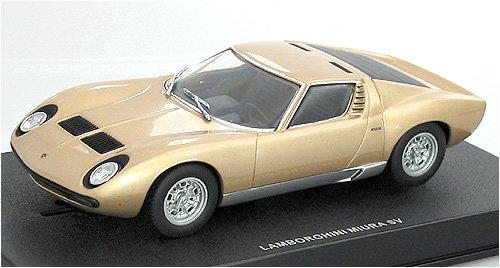 AUTOart Lamborghini Miura SV (Gold) (japan import)