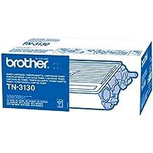 Brother TN3130 - Tóner negro (duración estimada: 3.500 páginas A4 al 5% de cobertura)