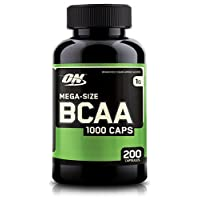 Optimum Nutrition Bcaa Capsules, 200 Count