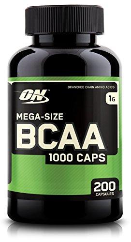 Optimum BCAA 1000 200 ct