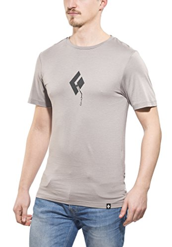 black-diamond-placement-t-shirt-l-nickel