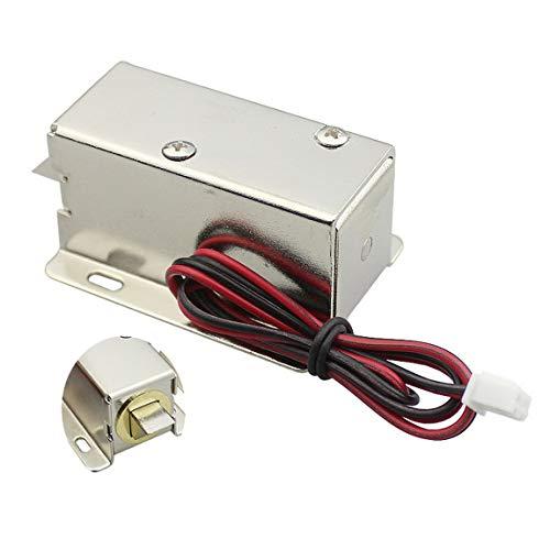 DC 24 V Aktenschrank Schubladenverriegelung Magnet Elektroschloss Fit Für Schreibtisch Schrank Fenster Oder Safe (farbe: splitter)