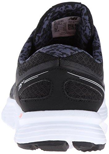 New Balance Womens W775V2 Running Shoe Black/White