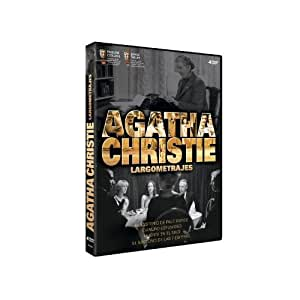 Agatha Christie Collection (4 Films) (Region 2) Sparkling Cyanide + Why Didn't They Ask Evans? + The Seven Dials Mistery + The Pale Horse