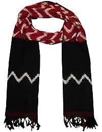 HARISH Ikat Fabrics Women's Cotton Dupatta (Multi-Coloured)