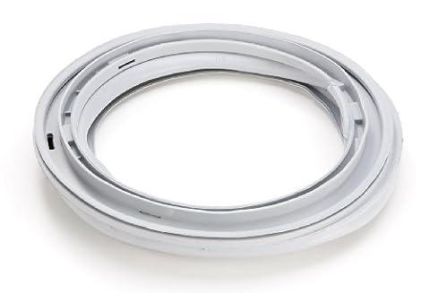 Drehflex® - Türmanschette / Türdichtung passend für diverse Waschmaschinen von Whirlpool - passend für die Teile-Nr. 481246068617