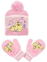 Amazon.fr   bonnet ou cagoule - Winnie l ourson   Bébé   Vêtements 2ec2bee0e32