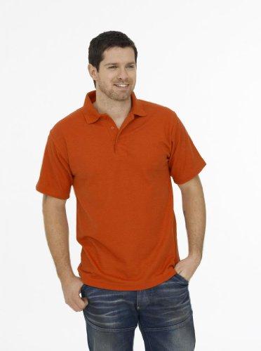 MAKZ Uneek Essential Polohemd Orange