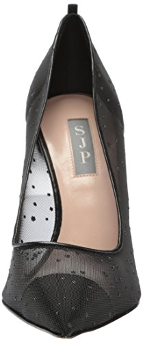 SJP by Sarah Jessica Parker Damen Glass Pumps Schwarz (Black Raindrop Fabric)