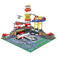 Chad Valley Airport Playset.