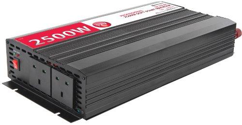 L5- Compatto ad alta efficienza 12VDC Soft Start Potenza 2500W invertitori con piombo