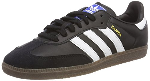 more photos 0de32 608b0 adidas Samba OG, Zapatillas para Hombre, Negro (Core BlackFootwear White