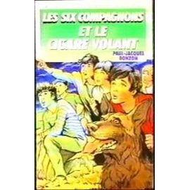 Les six compagnons et le cigare volant