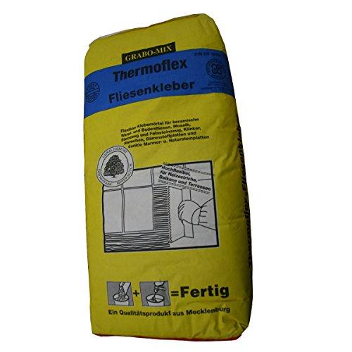 GRABOMIX Thermoflex Fliesenkleber 25 kg Flexkleber