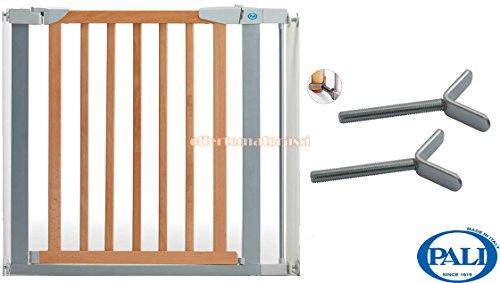 Cancelletto Pali Slam MIELE protezione e sicurezza + Kit Ypsilon per scale