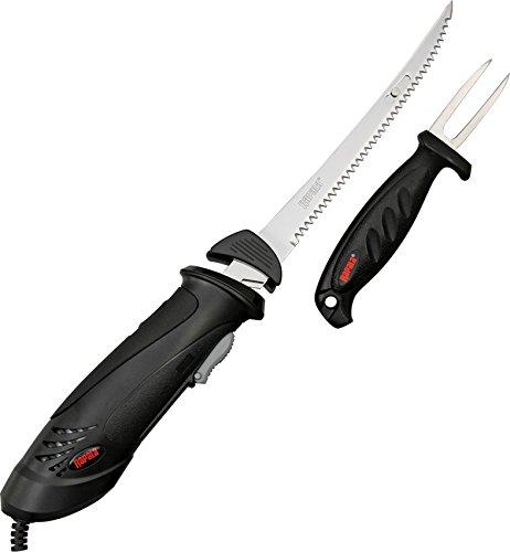 Rapala NK14509 Cuchillo a lama fissa,Unisex - Adulto, Negro, un tamaño