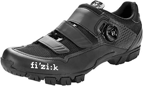 Fizik M6B MTB Schuhe schwarz/schwarz Schuhgröße EU 42 2019 Rad-Schuhe Radsport-Schuhe