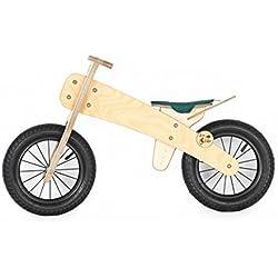 Rueda Madera Niños Bicicleta sin pedales de dipdap respetuoso con el medio Dipdap mini