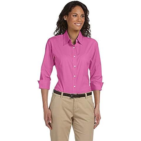 Devon Jones & Pink 3/4 Stretch, Camicia maniche lunghe, in