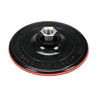 Schleifteller Ø 125 mm für Fiberscheiben Winkelschleifer M14