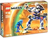 Lego Life on Mars Red Planet Protector
